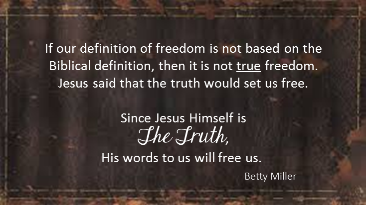 What the Bible Says About Freedom and Boundaries