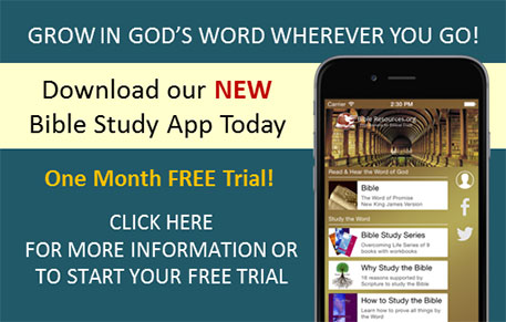 Prove All Things Workbook Sample - Bible Resources