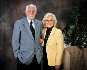 Betty and Bud Miller Image