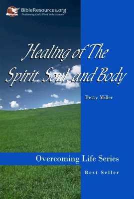 Healing Of The Spirit, Soul and Body Image